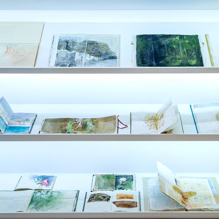 Cuadernos de viaje