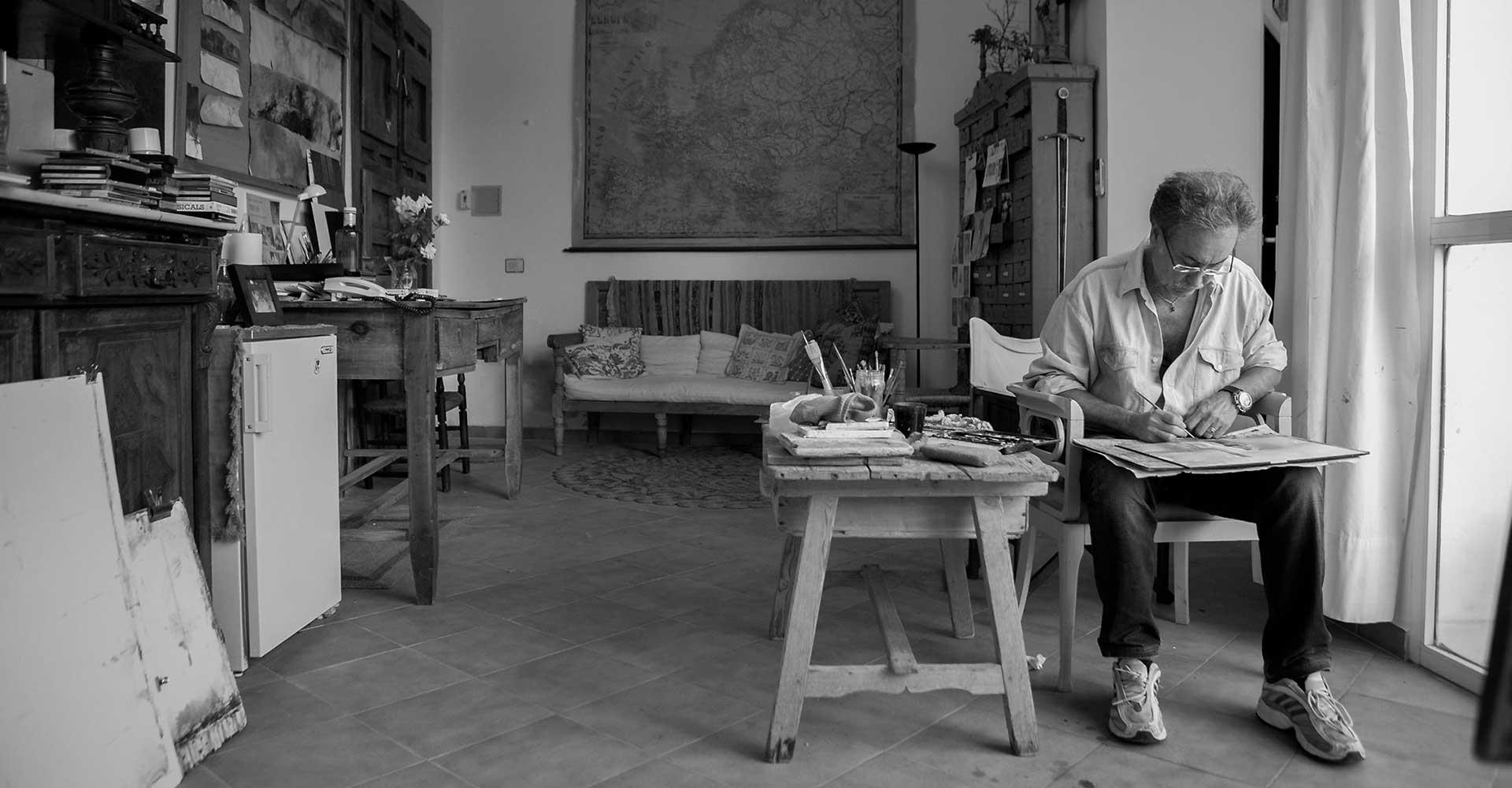 Estudio de Pedro Cano en Blanca